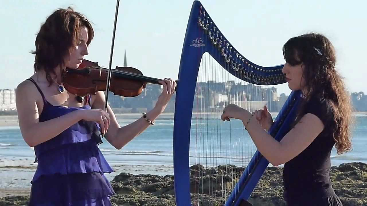 musica matrimonio chiesa arpa e violino