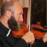 violinista matrimonio
