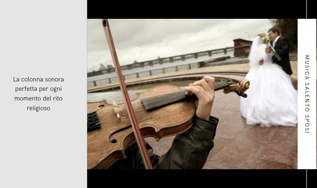Musica per eventi importanti: non solo matrimoni a Lecce