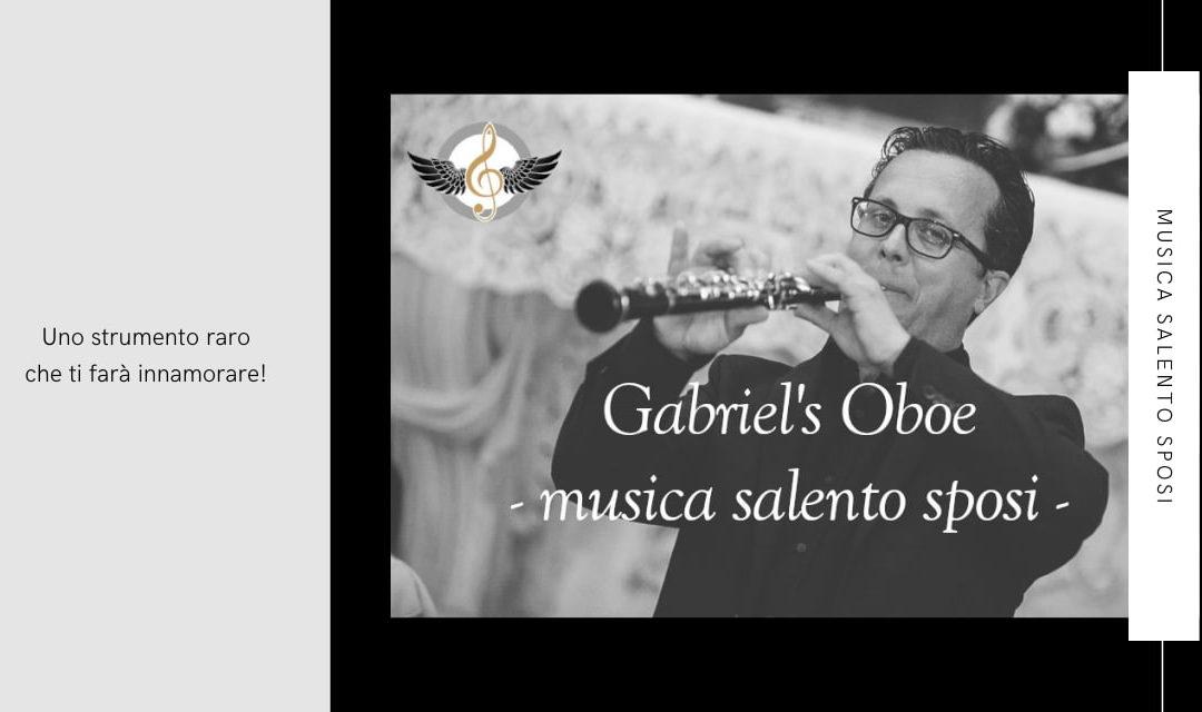 Gabriels Oboe musica matrimonio lecce provincia