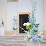 decorazioni floreali per matrimonio a lecce