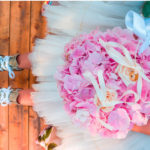 mazzo di fiori sposa matrimonio lecce