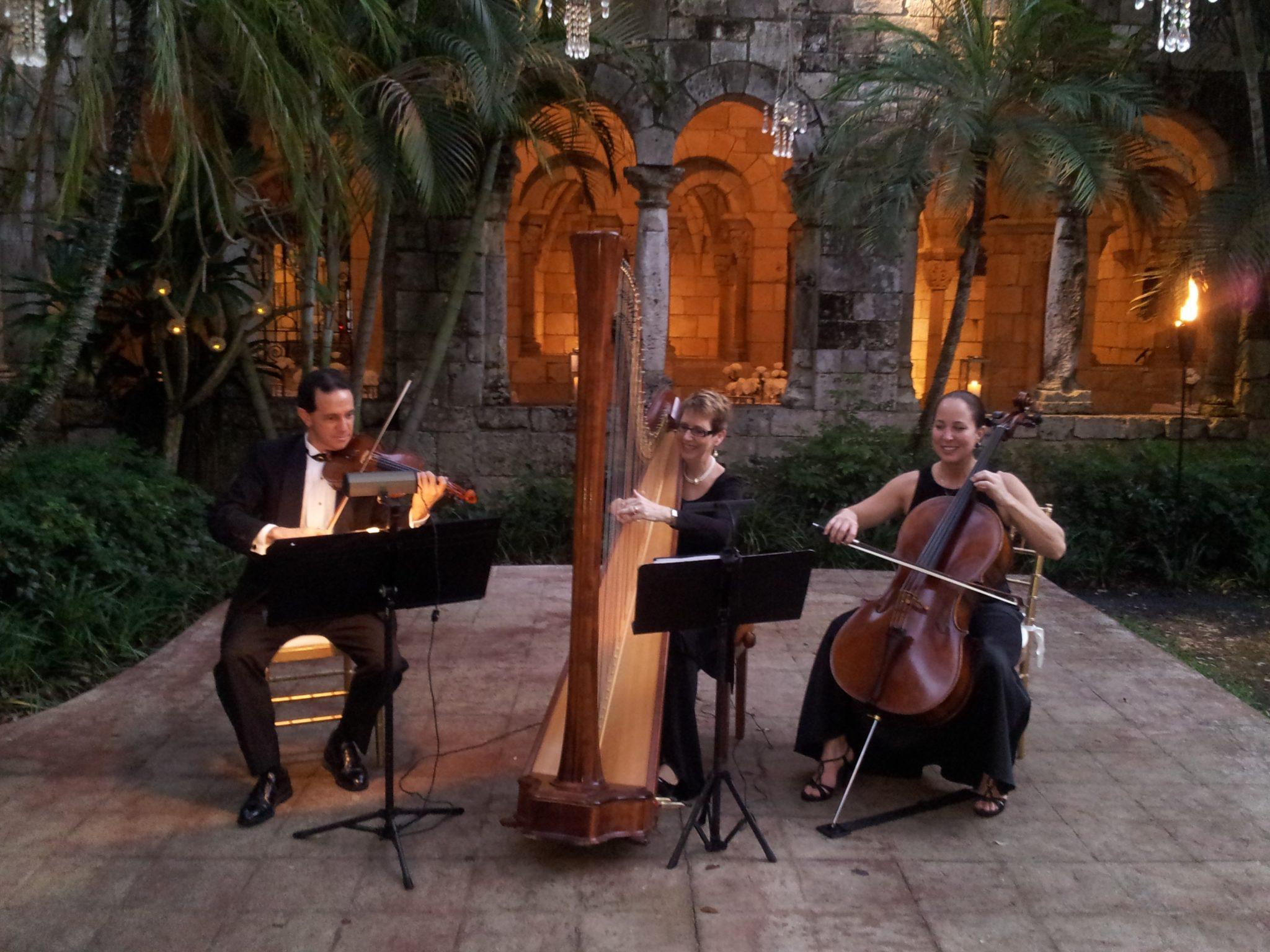 Musica per matrimonio in Chiesa con Arpa e Violino
